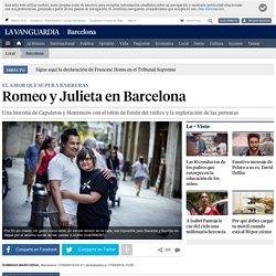 Romeo y Julieta en Barcelona