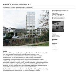 Romero & Schaefle Architekten AG - Zürich - Architekten