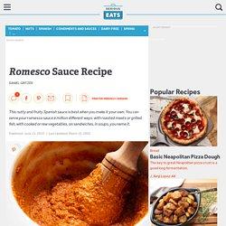 Romesco Sauce Recipe