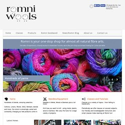 Romni Wools Limited Home