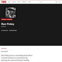 Ron Finley