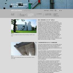 Colline Notre-Dame du Haut, Ronchamp - site officiel / La chapelle Notre-Dame du Haut