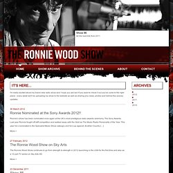 Ronnie Wood Radio