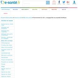 Ronronnement du chat : un langage félin aux propriétés bénéfiques avec e-sante.fr