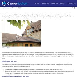 Roofers in Chorley - Chorley Rooftech
