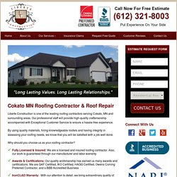 Cokato MN Roofing Contractor - Storm Damage Repair & Restoration Experts