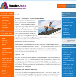 Commercial Roofing Jobs