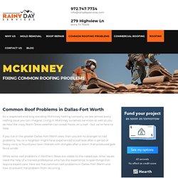 Roofing Contractors in Mckinney