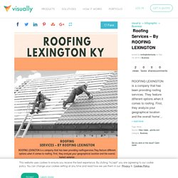 Roofing Services – By ROOFING LEXINGTON
