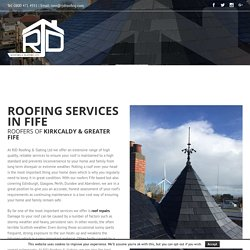 Roofers Kirkcaldy