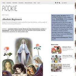 Rookie & Absolute Beginners