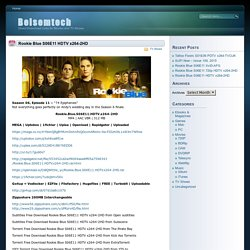 Rookie Blue S06E11 HDTV x264-2HD