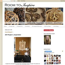 Cork Board ~ - StumbleUpon