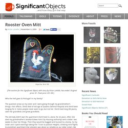 Significant Objects