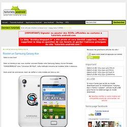 Rooter un Samsung Galaxy Ace