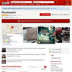 Rootmaster - Brick Lane