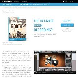 Roots SDX – Sticks