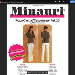 Ropa Casual Ref 13 By Maria Fernanda.pdf