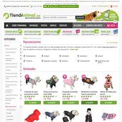 Ropa para perros - TiendAnimal