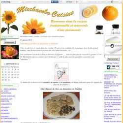 Filet Mignon de Porc au Roquefort en Papillote - MIECHAMBO CUISINE