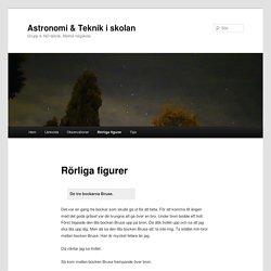 Astronomi & Teknik i skolan