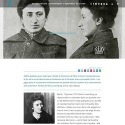 Rosa Luxemburg, une vie
