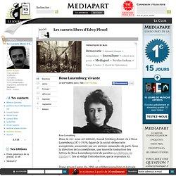 Rosa Luxemburg vivante