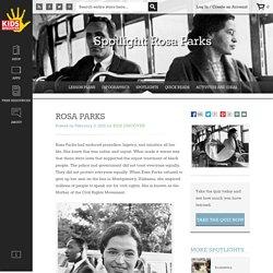 Rosa Parks - KIDS DISCOVER