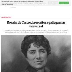 Rosalía de Castro, la escritora gallega más universal