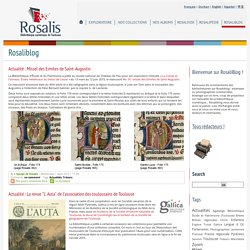 Rosalis - Rosaliblog