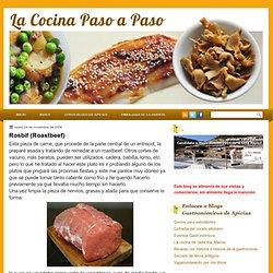La Cocina Paso a Paso