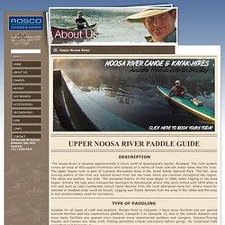 Rosco Canoes & Kayaks Australia