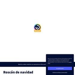 Roscón de navidad by arual_03 on Genially
