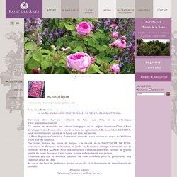 Rose des Arts - ARTS DE LA ROSE