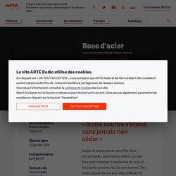 Rose d'acier