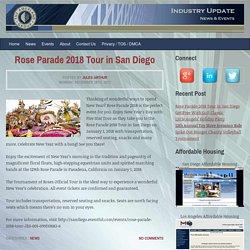 Rose Parade 2018 Tour in San Diego