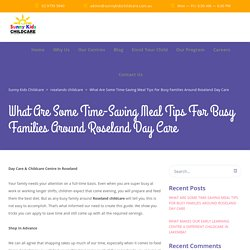 Roseland Childcare