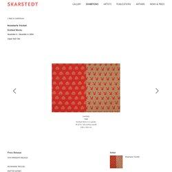 Rosemarie Trockel - Skarstedt Gallery