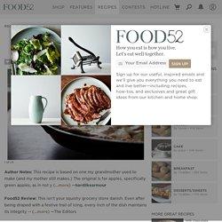 Pear Rosemary Danish Recipe on Food52