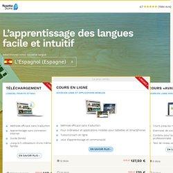 Rosetta Stone - L'apprentissage des langues facile et intuitif