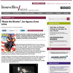 """""""Rosie the Riveter"""", les figures d'une icône"""