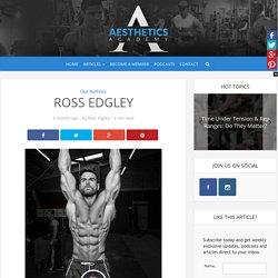 Ross Edgley – Aesthetics Academy