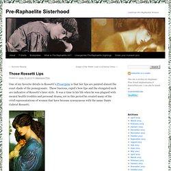 Pre-Raphaelite Sisterhood