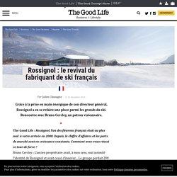 Rossignol : le revival du fabriquant de ski français