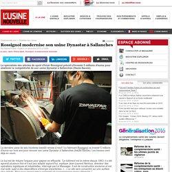 Rossignol modernise son usine Dynastar à Sallanches - Loisirs