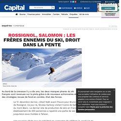 Rossignol, Salomon : les frères ennemis du ski, droit dans la pente