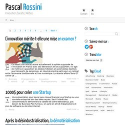 Pascal Rossini