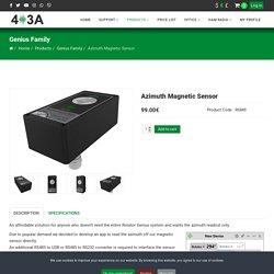Azimuth Magnetic Sensor