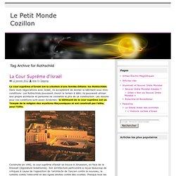Le Petit Monde Cozillon » Rothschild