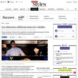 La rôtisserie, un concept tendance